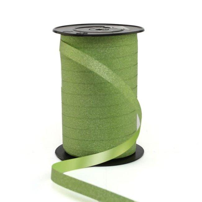 Krullint Glitter Groen - 10mm x 100m