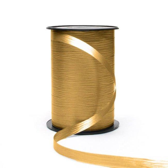 Krullint Paperlook Goud - 10mm x 250m