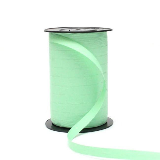 Krullint Paperlook Lichtgroen - 10mm x 250m