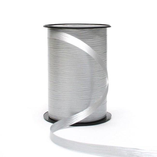 Krullint Paperlook Zilver - 10mm x 250m