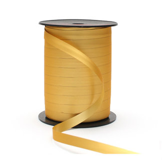 Krullint Silky Goud - 10mm x 250m