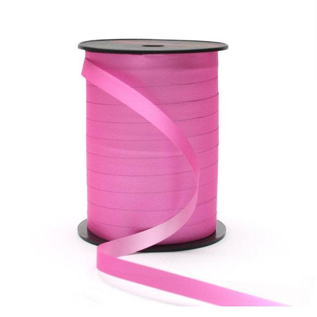 Krullint Silky Lichtroze - 10mm x 250m