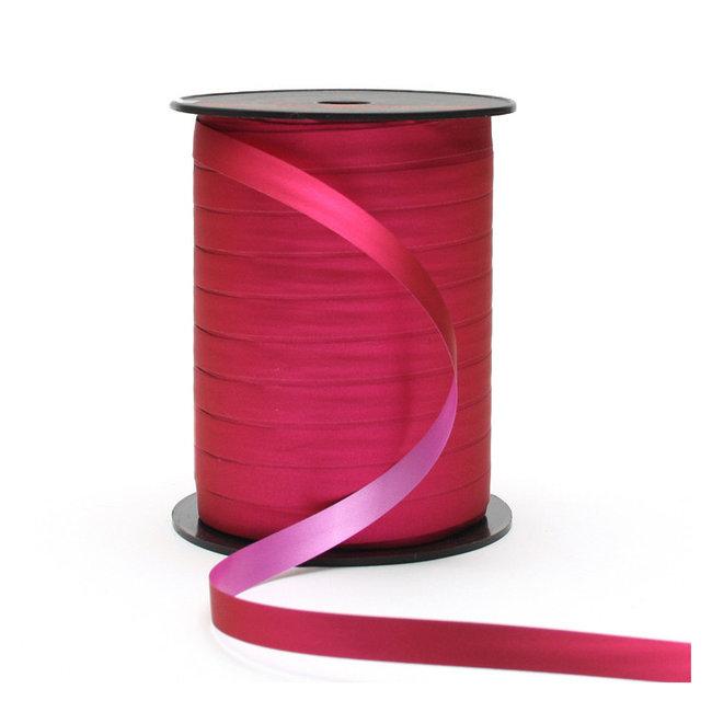 Krullint Silky Roze - 10mm x 250m
