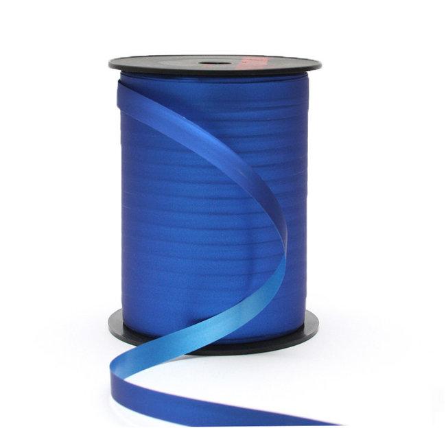 Krullint Silky Blauw - 10mm x 250m