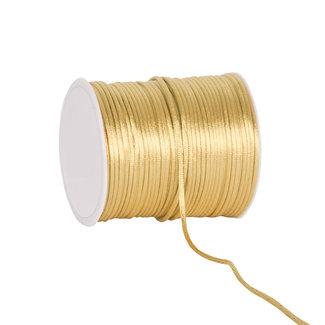 Silk Cording Beige - 2mm x 100m