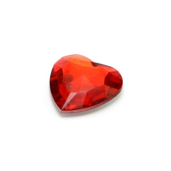 Diamant Hart Rood 200st
