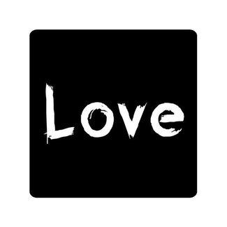 Stickers Schoolbord Love 500st - 45mm x 45mm