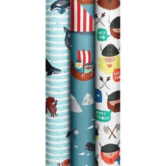 Consumentenrollen Box Wild Boys 36st - 70cm x 2m