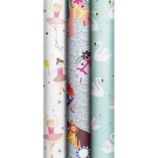 Consumentenrollen Box Ponylove Girls 36st - 70cm x 2m