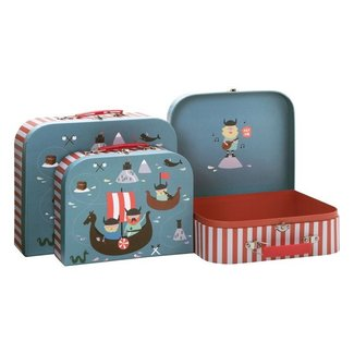 Cadeaudozen Ragnar Suitcase 3 delig