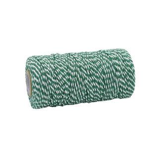Twine Cord Groen - 1,5mm x 100m