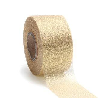 Lucente Ribbon Goud - 50mm x 25m
