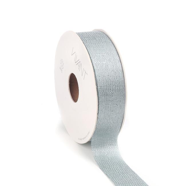 Luster Ribbon Lichtblauw - 25mm x 20m