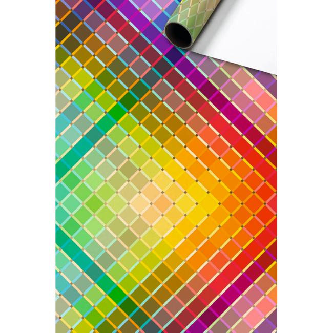 Consumentenrollen Solar Geel 6st - 70cm x 2m