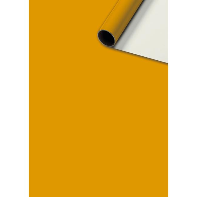 Consumentenrollen Uni Plain Oranje 6st - 70cm x 2m