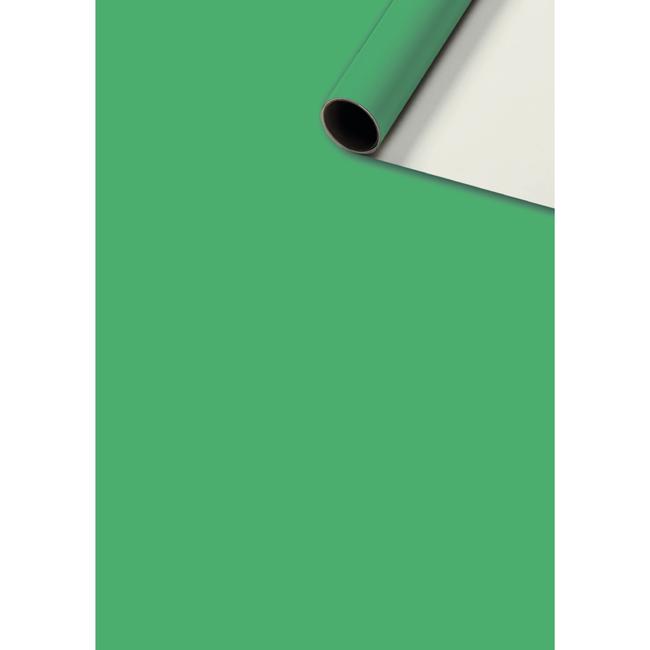 Consumentenrollen Uni Plain Groen 6st - 70cm x 2m