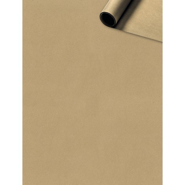 Consumentenrollen Recycling Lichtbruin 6st - 70cm x 2m