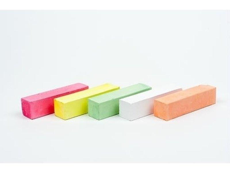 Kadeem Industriekrijt gekleurd (doosje van 96 stuks)
