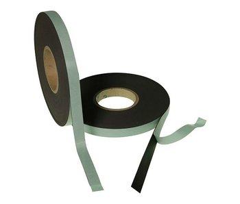 Selbstklebendes Magnetband 25 mm