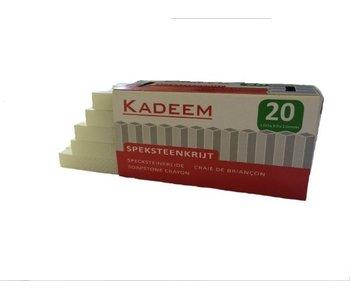 Kadeem Speksteen 100x10x10