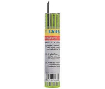 Lyra Dry Graphit leads