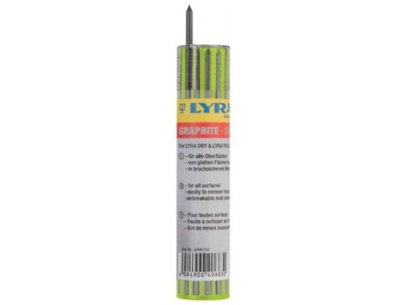 Lyra Dry leads Graphite