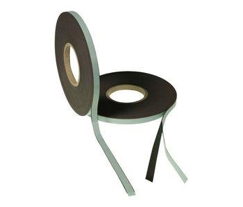 Zelfklevend magneetband 12,5 mm
