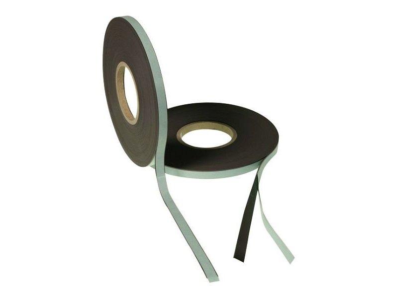 Selbstklebendes Magnetband 12,5 mm auf Rol