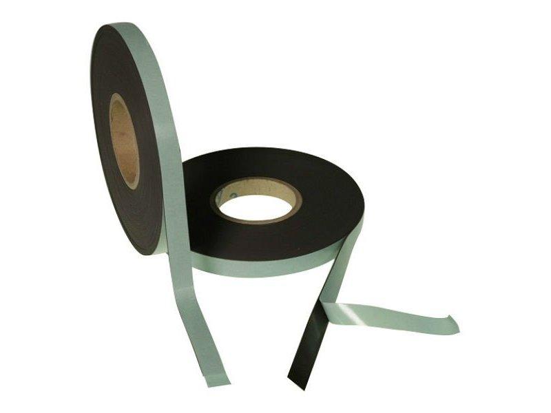 Selbstklebendes Magnetband 19 mm auf Rol