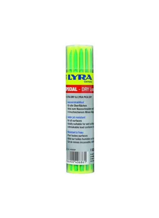 Lyra Dry Groen