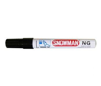 Snowman NG zwart