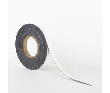 15 mm Magneetband met Whiteboardcoating