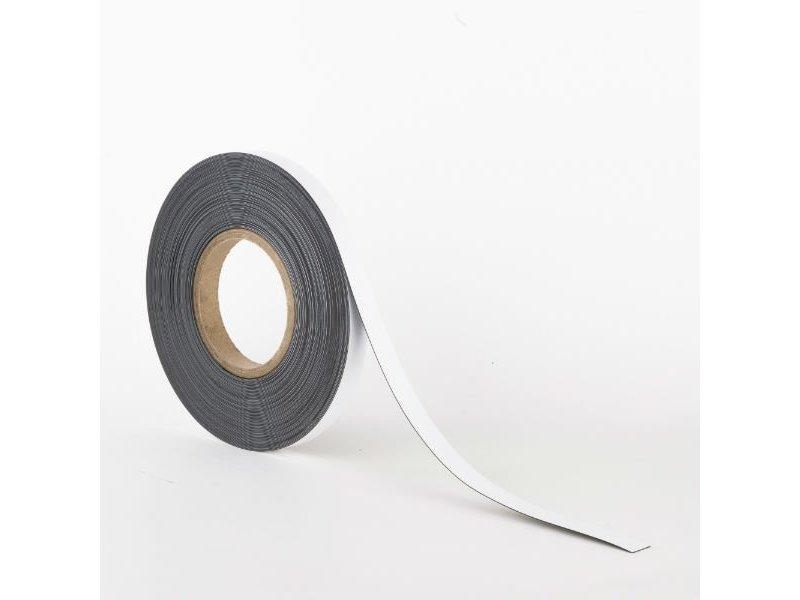 15 mm Magnetband mit Whiteboard - Oberfläche