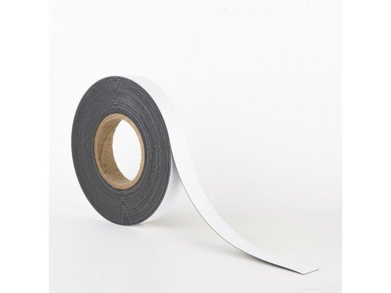 25 mm Magnetband mit Whiteboard - Oberfläche