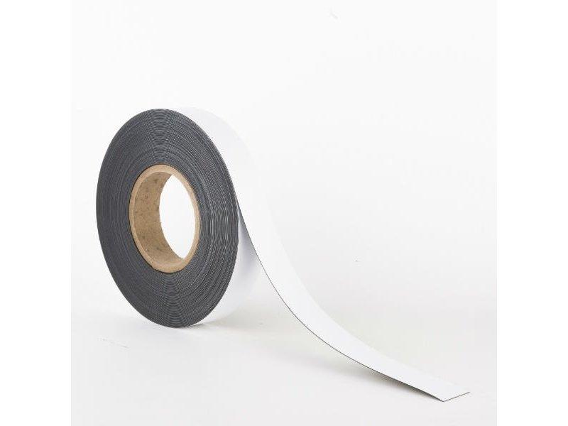 30 mm Magnetband mit Whiteboard - Oberfläche