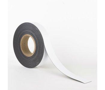 35 mm Magneetband met Whiteboardcoating