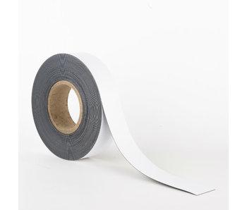 40 mm Magneetband met Whiteboardcoating