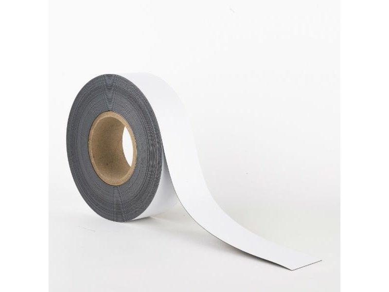 50 mm Magneetband met Whiteboardcoating