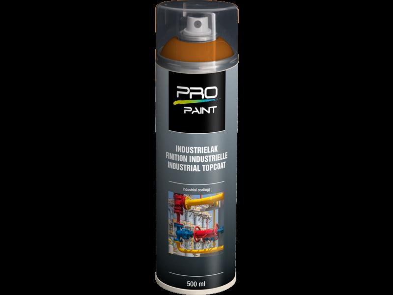 Pro-Paint Industrielak deklaag zuiveroranje (Ral 2004) HG