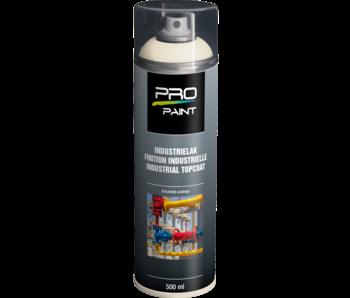 Pro-Paint Industrielak deklaag (Ral 9001) Creme wit