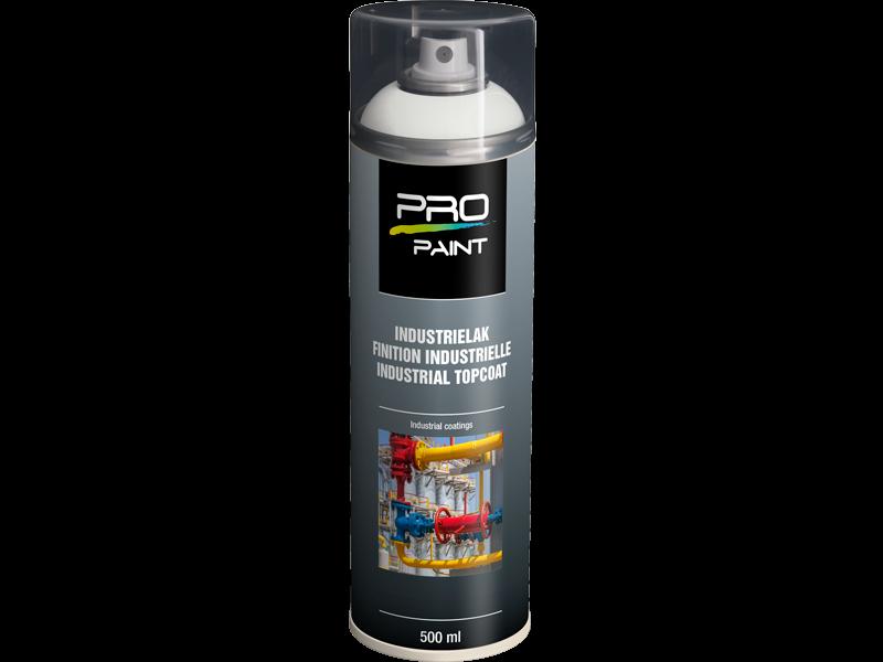 Pro-Paint Industrielak deklaag zuiverwit HG (Ral 9010) HGt