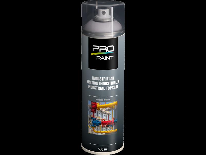 Pro-Paint Industrielak deklaag zilvergrijs HG (Ral 7001) HG