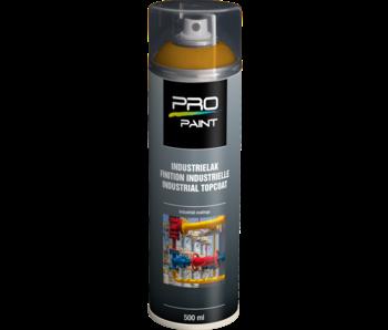 Pro-Paint Industrielak deklaag (Ral 1007) Veiligheidsgeel