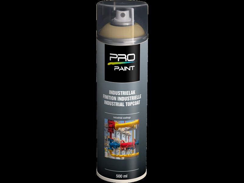 Pro-Paint Industrielak deklaag lichtivoor HG (Ral 1015)