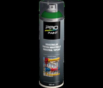 Pro-Paint Industrielak deklaag (Ral 6018) geelgroen