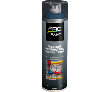 Pro-Paint Industrielak deklaag (Ral 512) lichtblauw HG