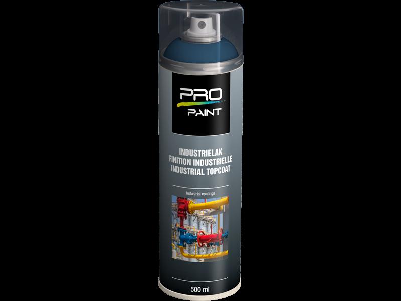Pro-Paint Industrielak deklaag lichtblauw HG (Ral 5012)