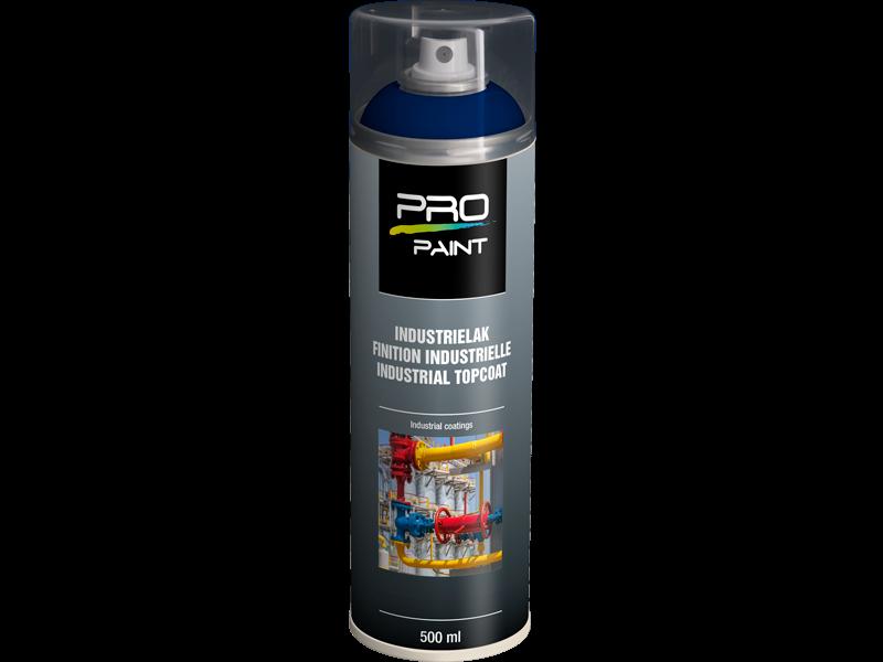 Pro-Paint Industrielak deklaag signaalblauw HG (Ral 5005)