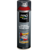 Pro-Paint Industrielak deklaag verkeersrood HG (Ral 3020)