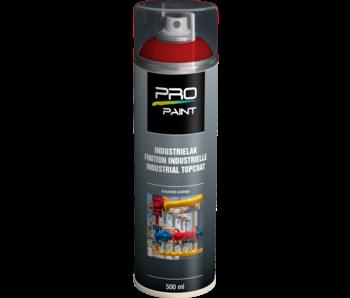 Pro-Paint Industrielak deklaag (Ral 3020) verkeersrood
